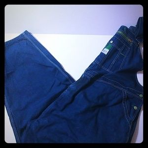58/30 Liberty Overalls Jeans